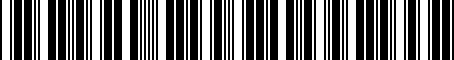 Barcode for ZAW087610A